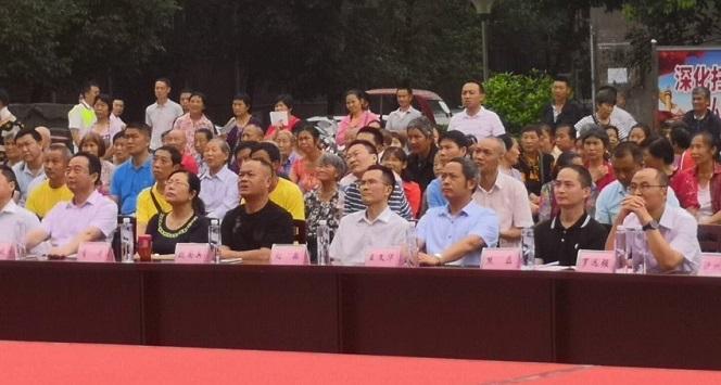 四川省农村沼气安全生产月宣传咨询日活动在江安县成功举办